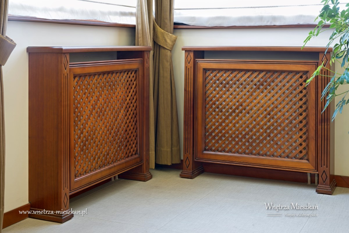 grzejniki w salonie. Black Bedroom Furniture Sets. Home Design Ideas